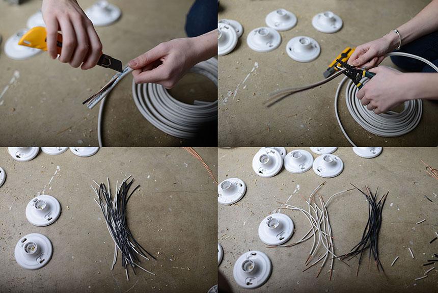 Как самостоятельно сделать лампу