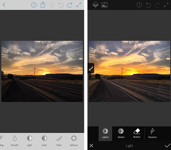 Как научиться художественной обработке фото дизайн сдержанные