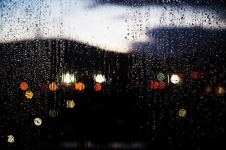 что фотографировать в дождь