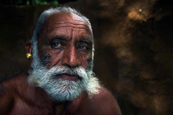 съемка портрета сотражателем