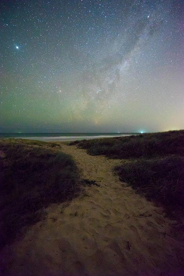как фотографировать млечный путь