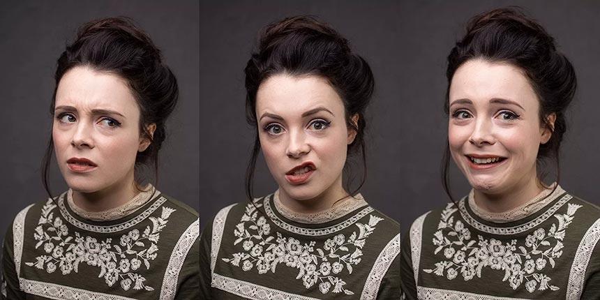 Как снимать эмоциональный портрет