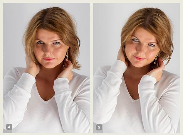 как сфотографировать красиво круглое лицо юлова