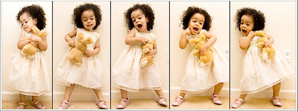 Как фотографировать детей